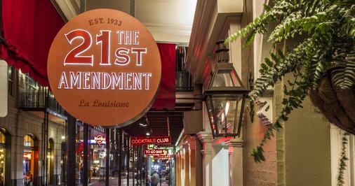 Hotel Mazarin - Νέα Ορλεάνη - Bar