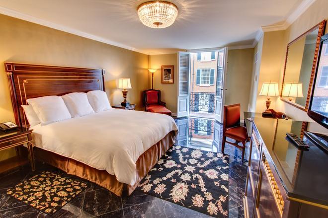Hotel Mazarin - Νέα Ορλεάνη - Κρεβατοκάμαρα