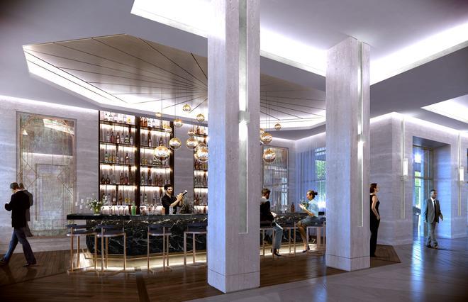 永公寓飯店 - 紐奧良 - 酒吧