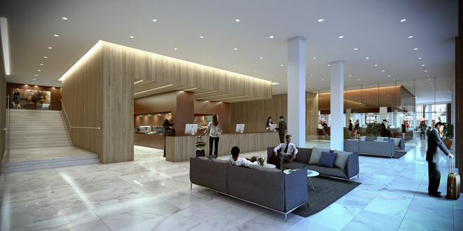 永公寓飯店 - 紐奧良 - 大廳