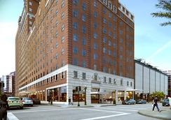 The Jung Hotel And Residences - New Orleans - Rakennus