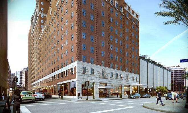 永公寓飯店 - 紐奧良 - 建築