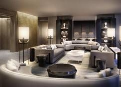 Four Seasons Hotel Kuwait At Burj Alshaya - Kuwait City - Living room