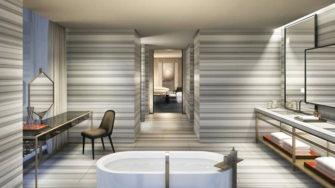 Four Seasons Hotel Kuwait at Burj Alshaya - Kuwait - Kylpyhuone