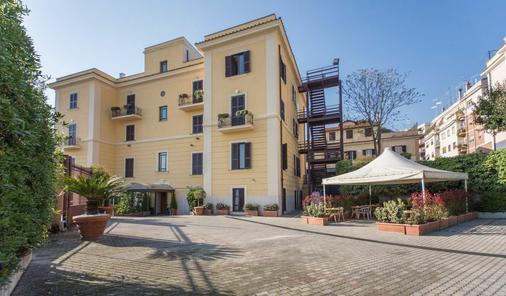 Romoli Hotel - Rome - Toà nhà