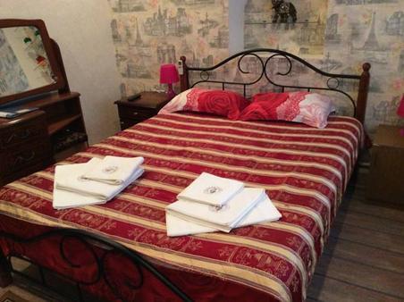 Отель Форт Артур - Лазаревское - Спальня