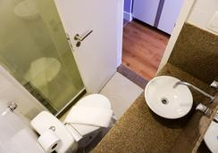 Vertical Hostel - Rio de Janeiro - Kylpyhuone