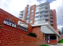 Nueva Caledonia Apartment - Guatemala City - Building