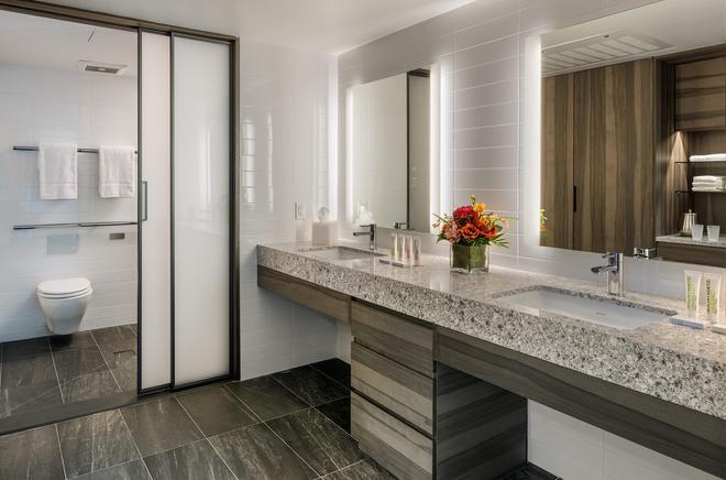 カーネギー ホテル - ニューヨーク - 浴室