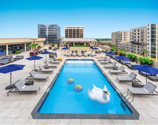 永公寓飯店 - 紐奧良 - 游泳池