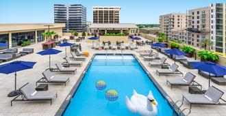 The Jung Hotel And Residences - New Orleans - Kolam