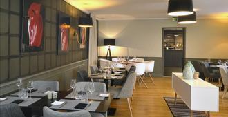 拉雷特西方最佳酒店 - 南特 - 南特 - 餐廳