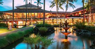 峇里島美麗雅度假村 - 努沙杜瓦 - 烏魯瓦圖 - 建築