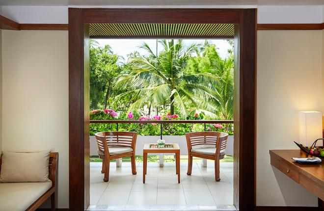 Meliá Bali - South Kuta - Balcony