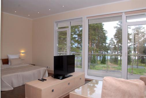 Green Gold Park - Selizharovo - Living room