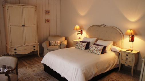 La Casa de la Vieja - Belmonte - Bedroom