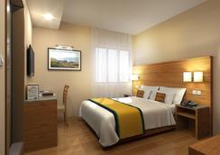 Oasis Kathmandu Hotel - Kathmandu - Bedroom