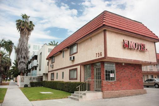 Wilshire Serrano Motel - Los Angeles - Toà nhà