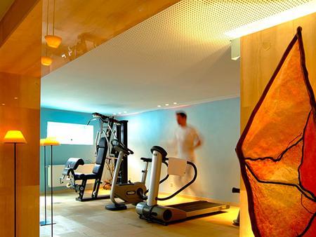 克恩滕克拉莫斯酒店 - 巴德霍夫加斯坦 - 巴特霍夫加施泰因 - 健身房