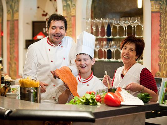 Klammers Kärnten - Bad Hofgastein - Food