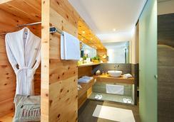克恩滕克拉莫斯酒店 - 巴德霍夫加斯坦 - 巴特霍夫加施泰因 - 浴室