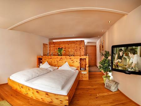 克恩滕克拉莫斯酒店 - 巴德霍夫加斯坦 - 巴特霍夫加施泰因 - 臥室