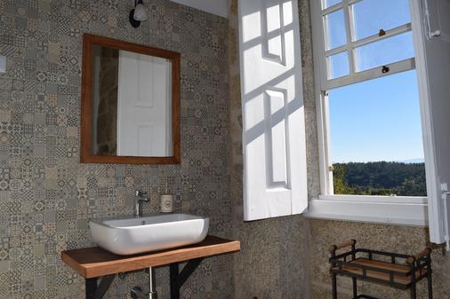 Casa do Cabeço - Tondela - Bathroom