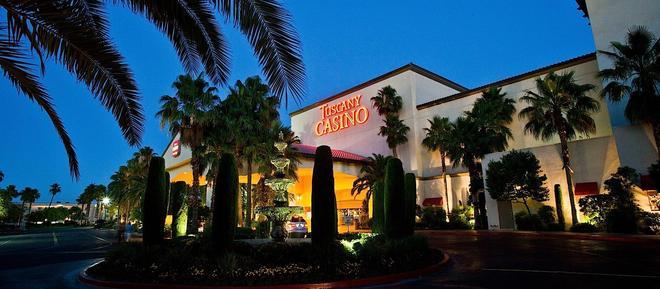 托斯卡納套房與賭場酒店 - 拉斯維加斯 - 建築