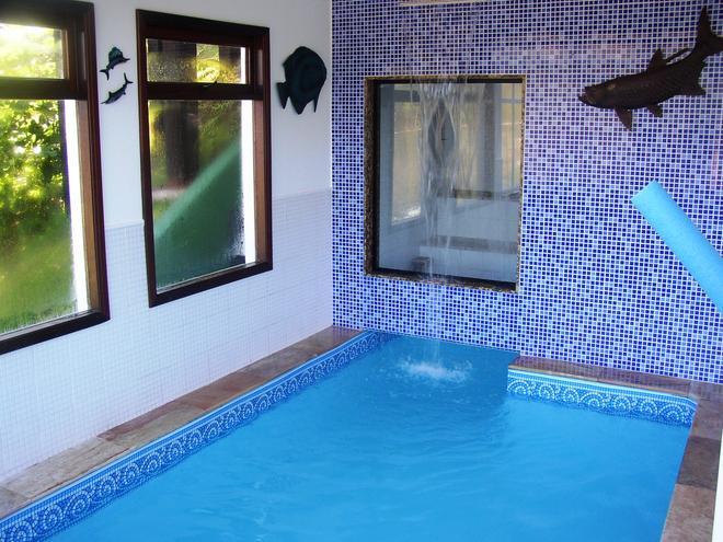 Pousada Recanto dos Sonhos - Campos do Jordão - Pool