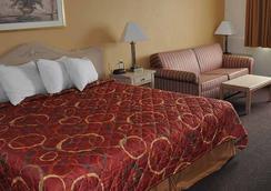 東桑達斯基馬格努森酒店 - 桑杜斯基 - 桑達斯基 - 臥室