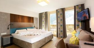 Hotel Nassereinerhof - Sankt Anton am Arlberg - Slaapkamer