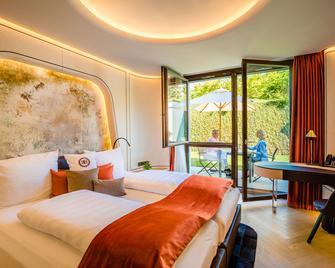 Hotel Neues Tor - Bad Wimpfen - Schlafzimmer