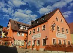 Hotel Wilder Mann - Фойхтванген - Вид снаружи