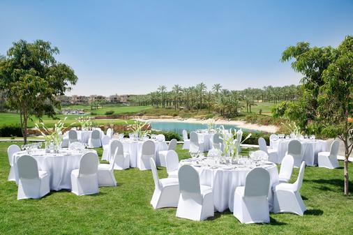 開羅卡塔美亞沙丘高爾夫度假及Spa威斯汀酒店 - 開羅 - 宴會廳