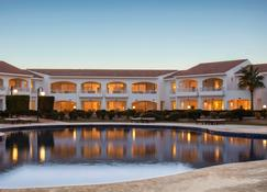 Sheraton Sharm Hotel, Resort, Villas & Spa - Sharm el-Sheij - Edificio