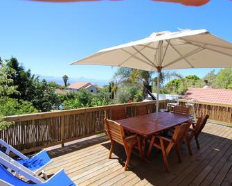La Boheme Bed and Breakfast - Plettenberg Bay - Balcony
