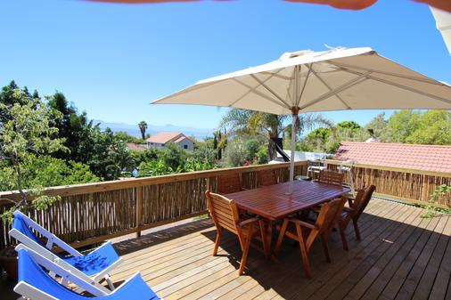 La Boheme Bed and Breakfast - Plettenberg Bay - Balcony