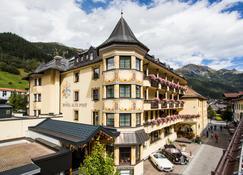 Hotel Alte Post - זנקט אנטון אם ארלברג - בניין