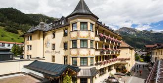 Hotel Alte Post - Σαντ Άντον αμ Άρλμπεργκ - Κτίριο