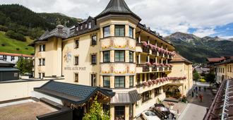 Hotel Alte Post - Sankt Anton am Arlberg - Edificio