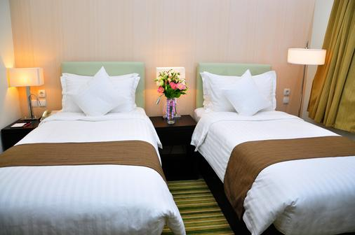 Canvas Hotel Shymkent - Shymkent - Bedroom