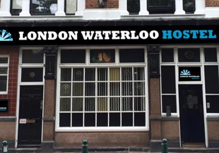 London Waterloo Hostel - London - Toà nhà