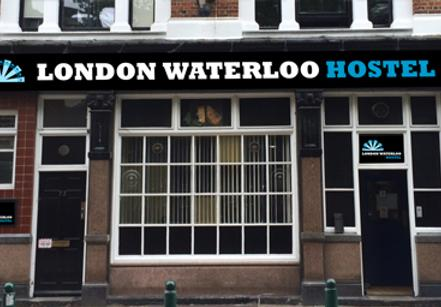London Waterloo Hostel - London - Building