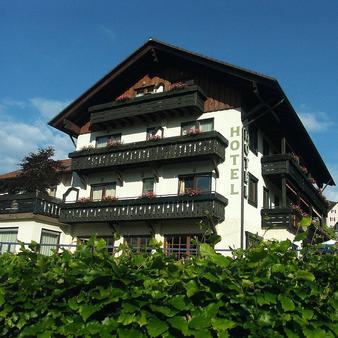 Hotel-Restaurant Pappel - Baiersbronn - Näkymät ulkona