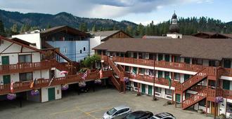 Obertal Inn - Leavenworth - Edificio