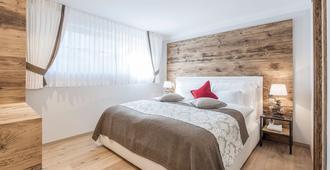 Hotelino Petit Chalet - Celerina/Schlarigna - Bedroom