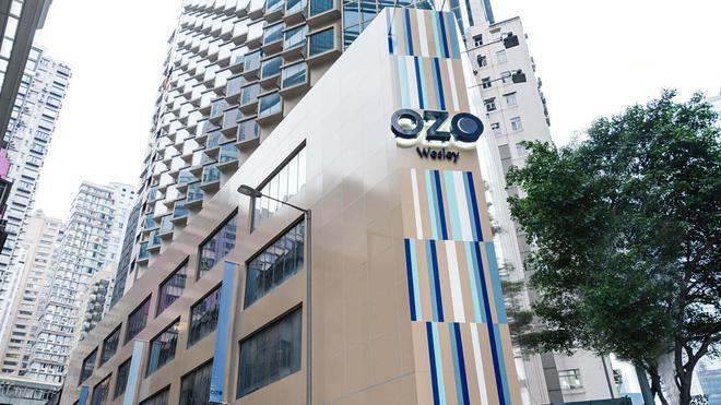 OZO Wesley Hong Kong - Hongkong - Rakennus