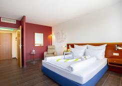Michel Hotel Frankfurt Airport - Rüsselsheim - Bedroom