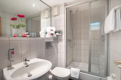 Michel Hotel Frankfurt Airport - Rüsselsheim - Bathroom