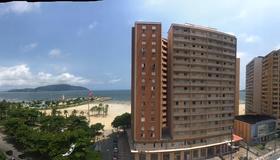 Hotel Imperador - Santos - Balcon